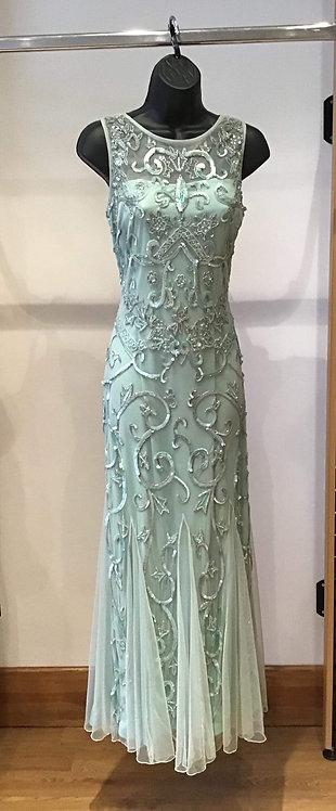 Heavy Beaded Dress