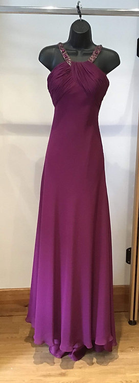 Jora Chiffon Dress