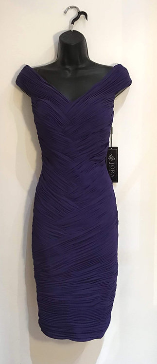 Purple Jora Dress