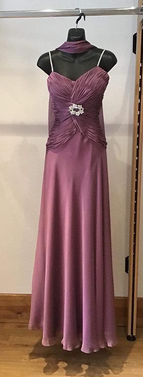 Smokey Pink Dress