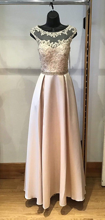 Jora Champagne Full Dress