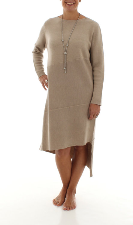 Asymmetric Dress Oat