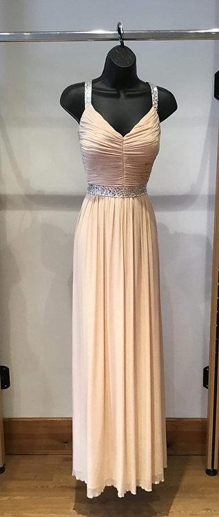 Jersey Backless Dress