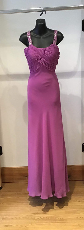 Jora Fuchsia Dress