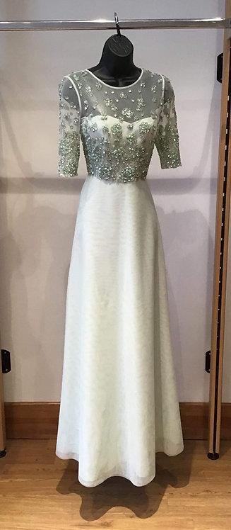 Three Quarter Length Sleeve Dress