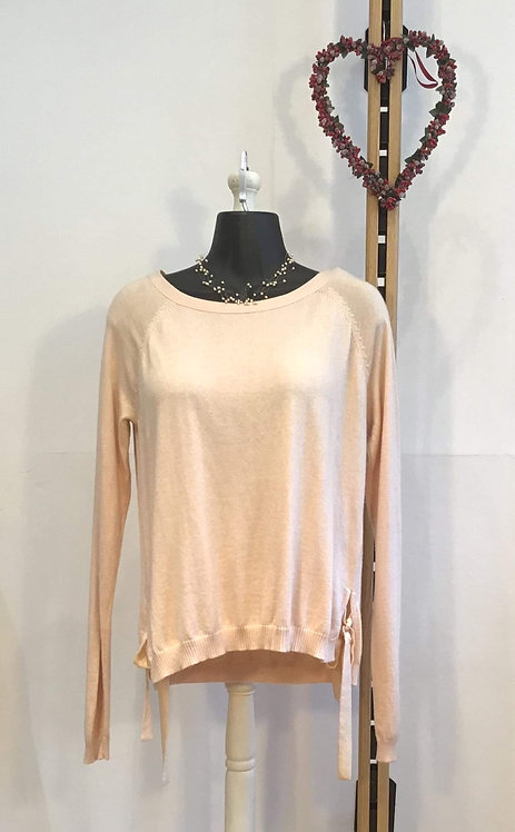 New Penny Oyster Pink Scoop Neck