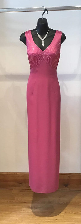 John Charles Pink Dress