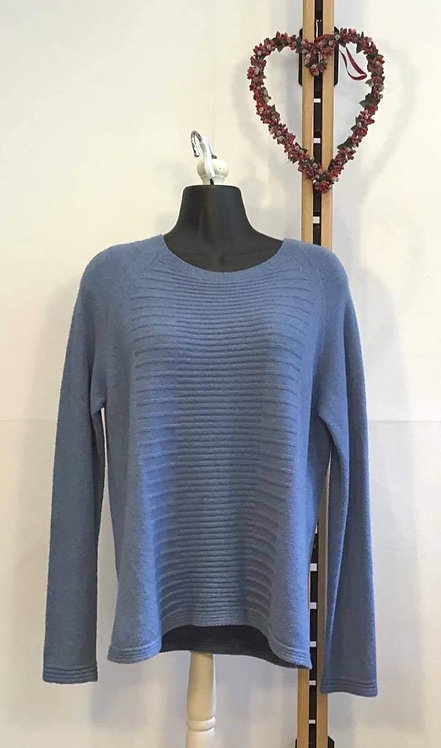 Embellished Jumper Blue