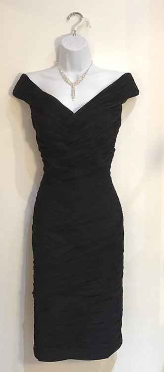 Black Jora Dress