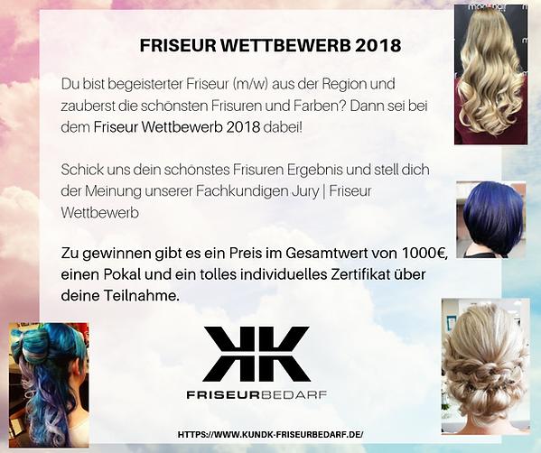 Facebook Grafik Friseurwettbewerb K&K.PN
