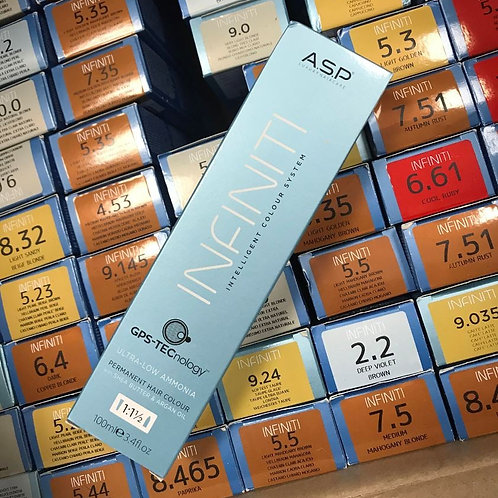 Infiniti Haarfarben Paket, 76 Stück