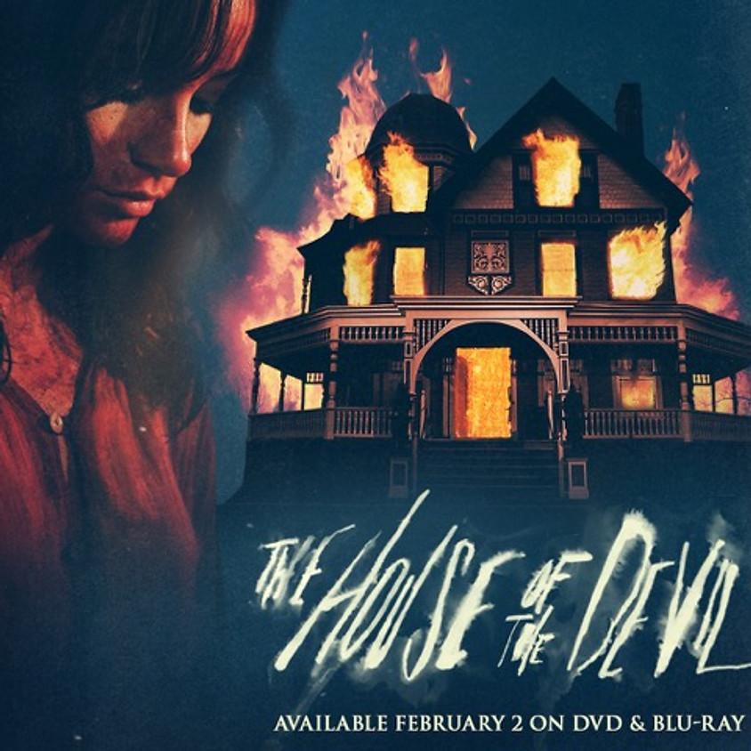 SATANIC PANIC FILM SERIES: THE HOUSE OF THE DEVIL (2009)