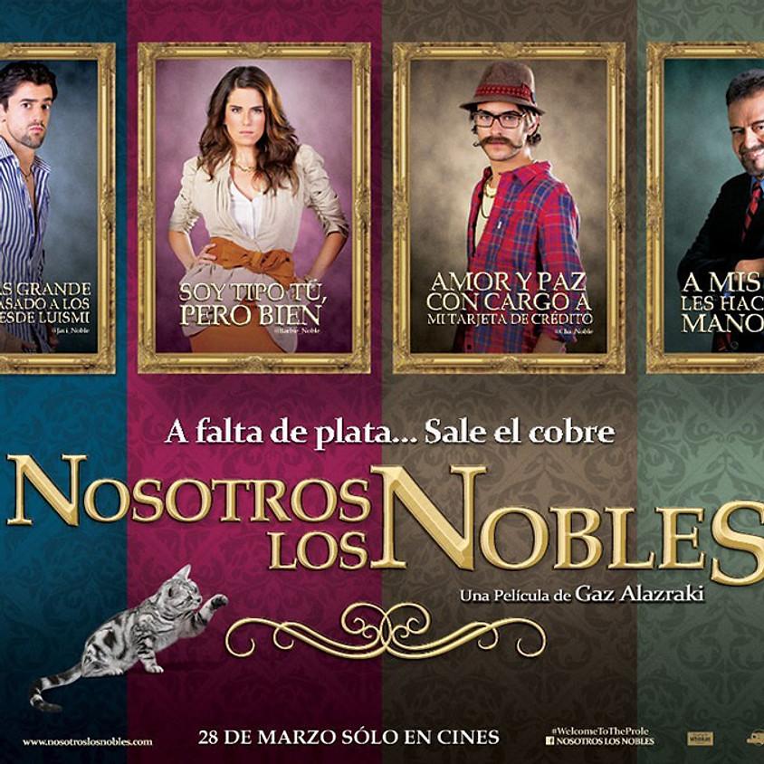 Nosotros Los Nobles / The Noble Family (2013)
