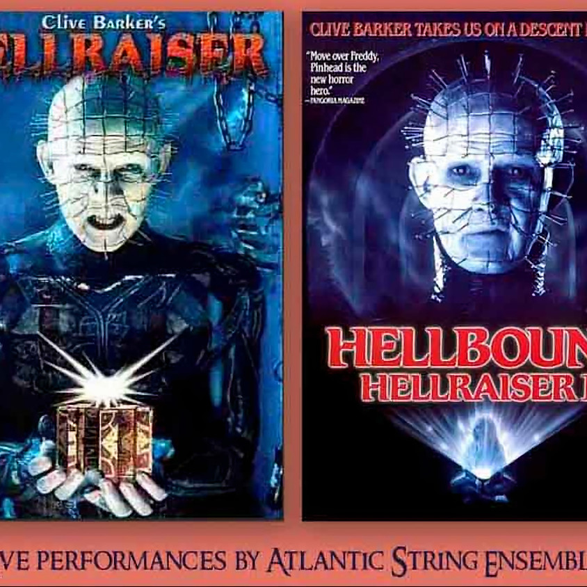 Hellraiser Meets Hollywood, Presented by Nostalgic Nebula (1)