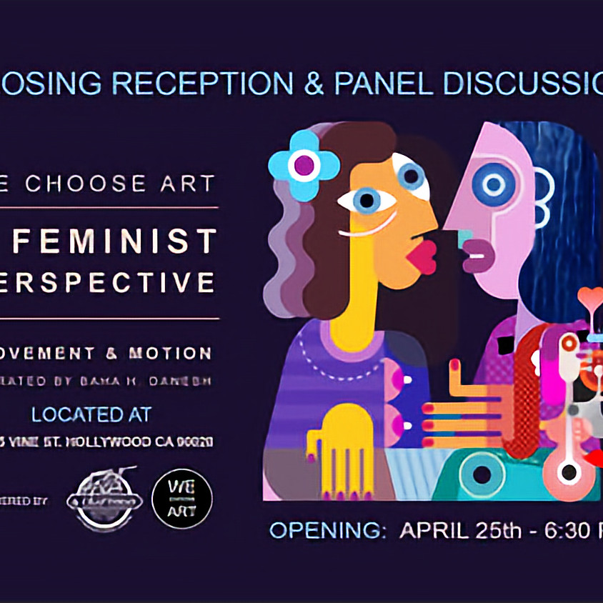 Closing Reception & Panel Discussion