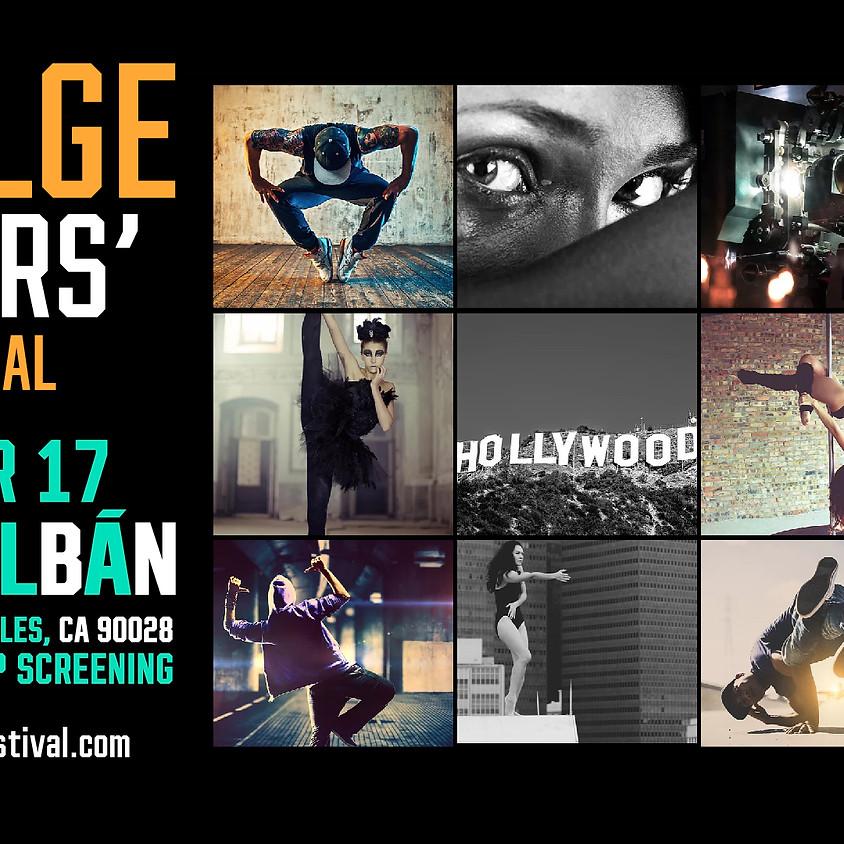 Divulge Dancer's Film Festival