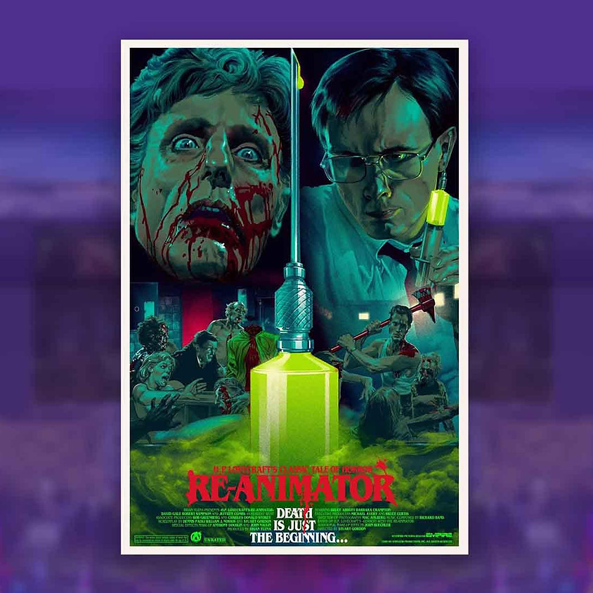 Re-Animator Screening with Special Guest Q&A