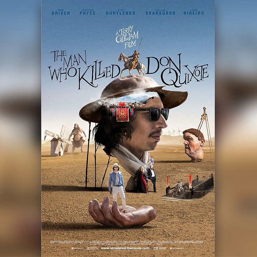 The Man Who Killed Don Quijote (2018)
