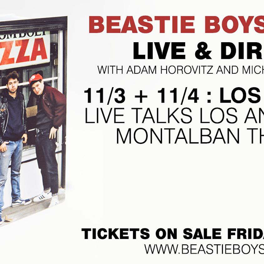 Beastie Boys Book: Live & Direct