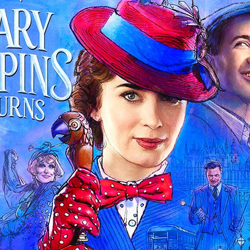 Mary Poppins Returns (2019)