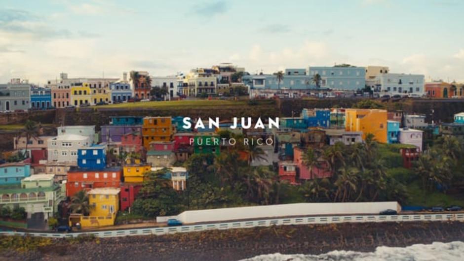 Holland America | San Juan