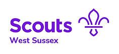 West Sussex Scout logo
