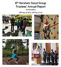Annual Report 2019 for 6th Horsham Scout Group