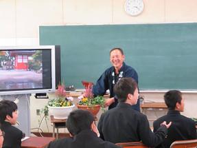 告知:植物のセミナー♬いのちの授業♬