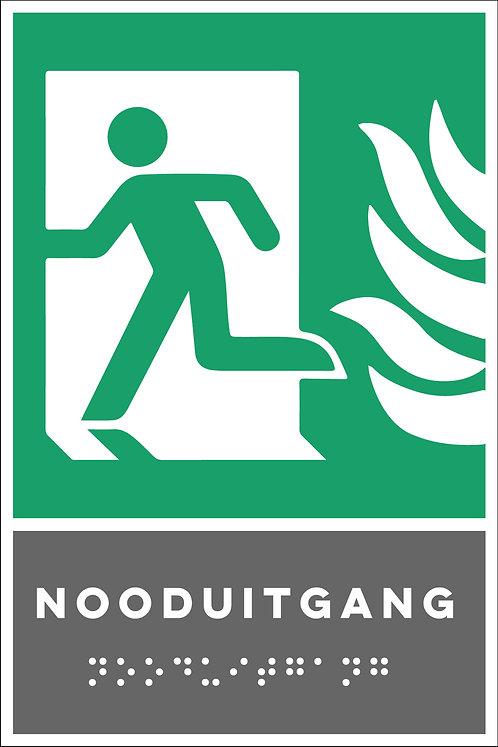Evacuatie - Nooduitgang