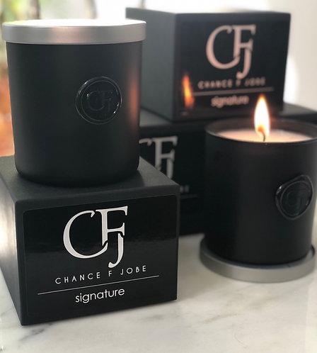 Signature CFJ Candle