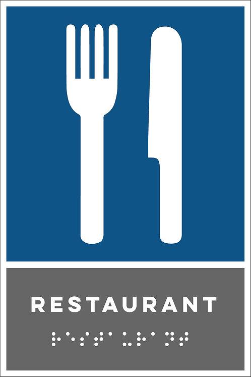 Aanwijzing - Restaurant