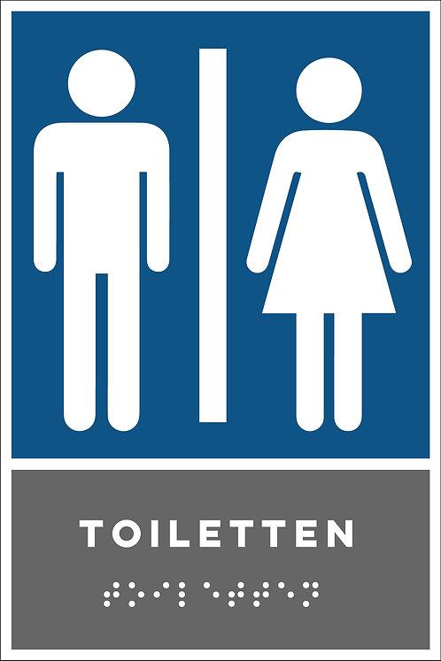 Aanwijzing - Toiletten