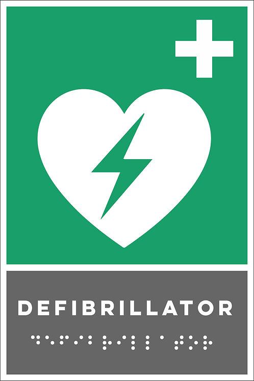 Eerste hulp - Defibrillator