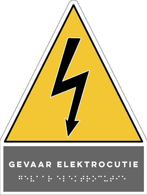 Gevaar - Elektrocutie
