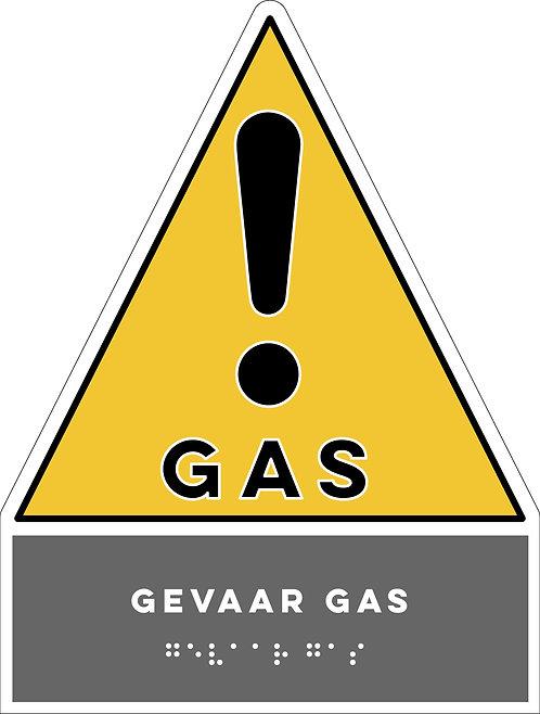Gevaar - Gas