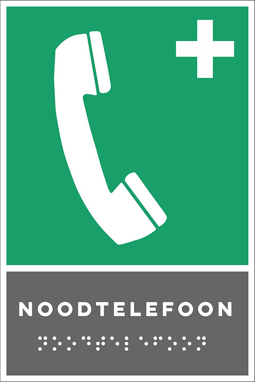 Eerste hulp - Noodtelefoon