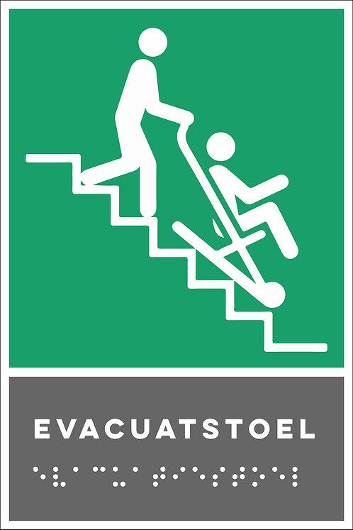 Evacuatie - Evacuatiestoel