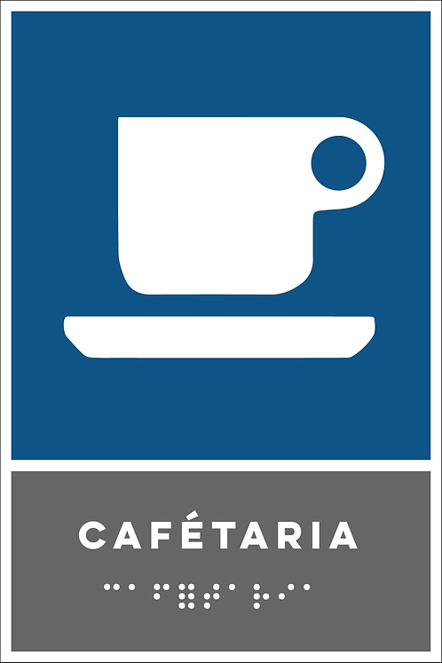 Aanwijzing - Cafétaria
