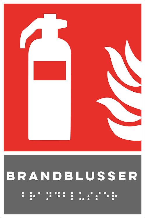 Brand - Brandblusser