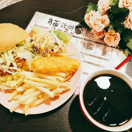 吉安|貓語啡-早午餐 Breakfast coffee