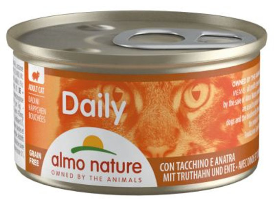 Almo nature daily mousse 85gr