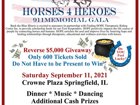 First Responder Organizations Unite to Raise Scholarship Funds for our Heroes