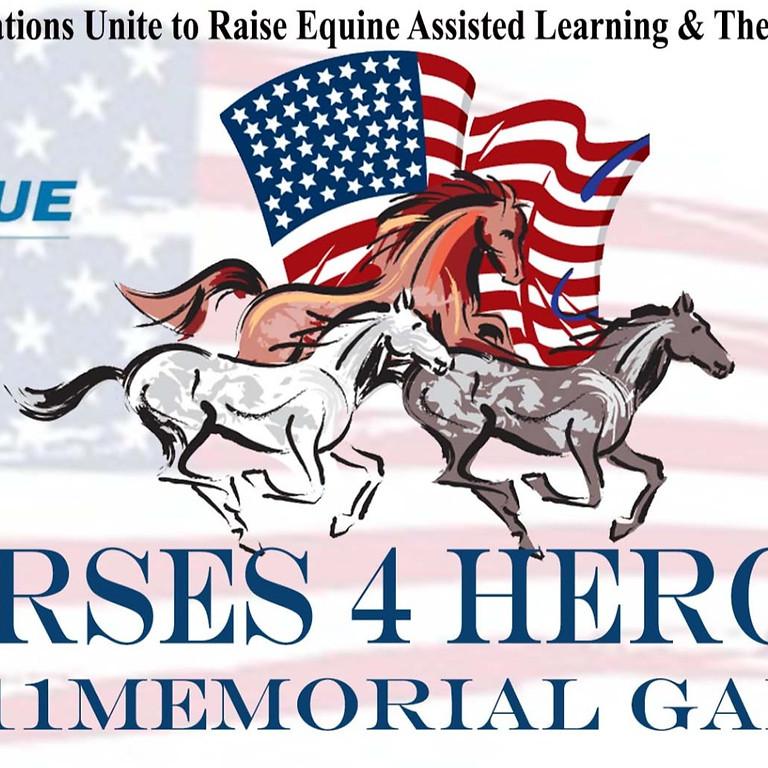 Horses 4 Heroes 911 Memorial Gala