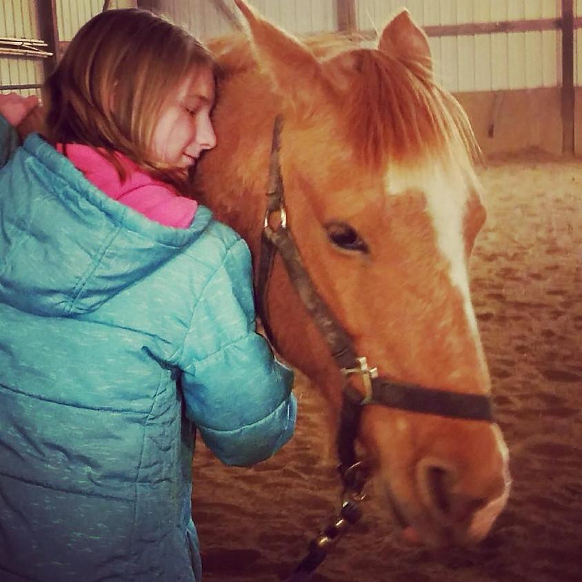 Unbridled HOPE Mentor Horsemanship Program