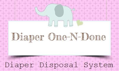 The Diaper One N Done