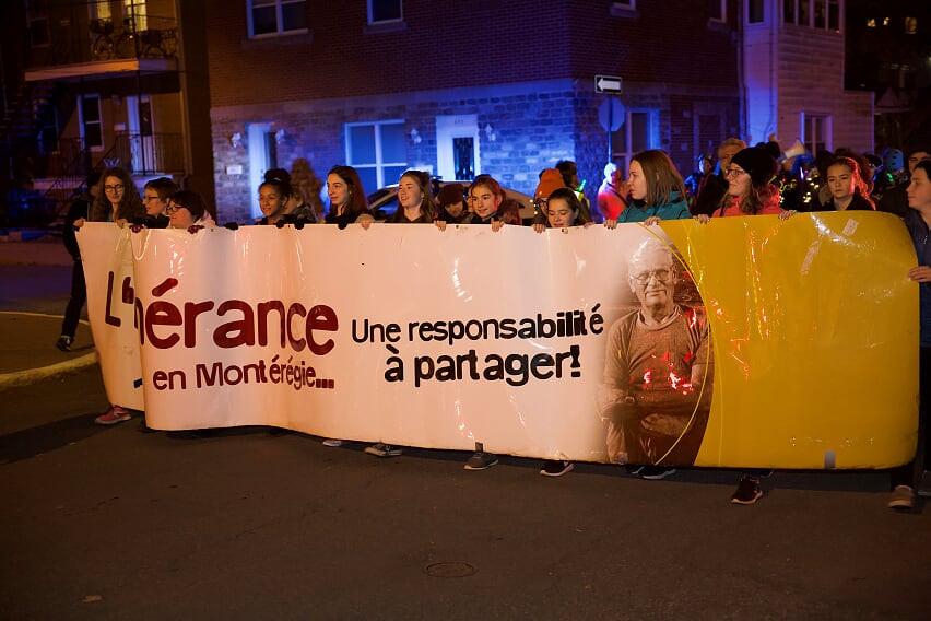La nuit des sans-abris de Longueuil, 19 octobre 2018 - 20e édition
