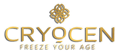 Cryocen Logo | Freeze Your Age |  | Alderley Thai Massage and Beauty