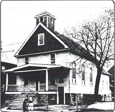 Church in the 1940's.JPG