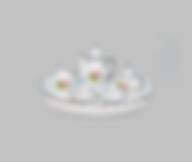 Aparelho de Café Micro | Ref.: 22 | Medida: 9 cm