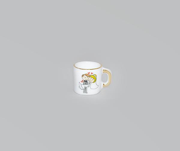 Mini Mug | Ref.: 185 | Medida:3 cm